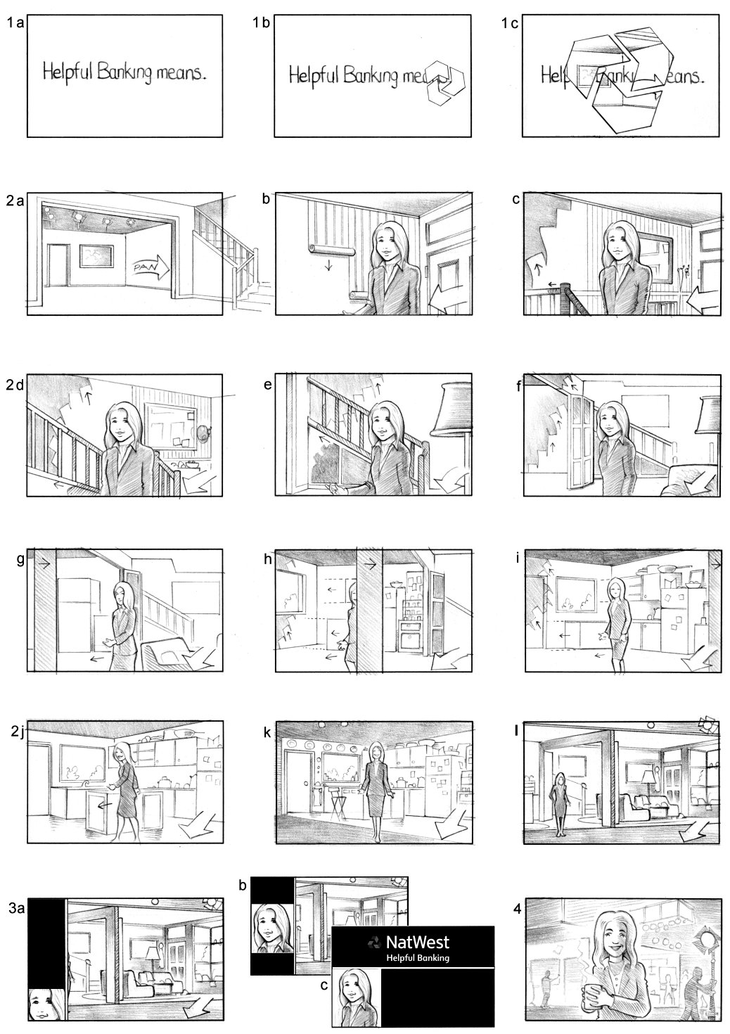 NAT WEST BANK STORYBOARD BY ANDY SPARROW